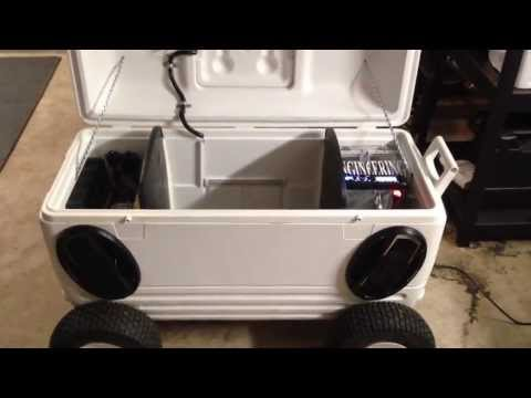 ULTIMATE ICE CHEST STEREO