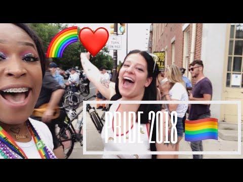 GAY PRIDE PHILADELPHIA 2018