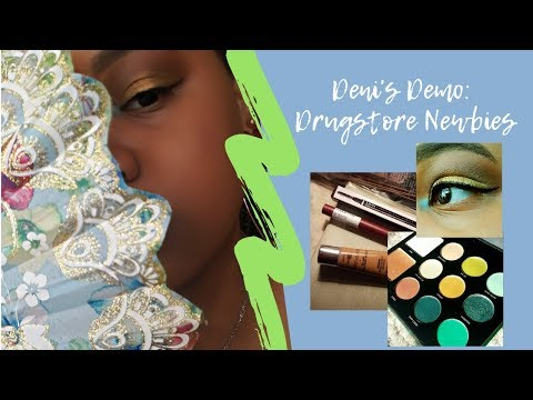 Deni's Demo: Drugstore Newbies | With Love, Deni thumbnail