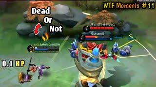 WTF Funny Moments Episode #11   Mobile Legends