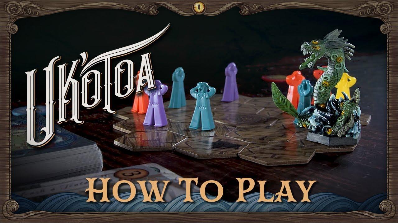 How to Play Uk'otoa from Darrington Press