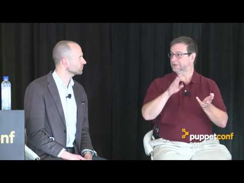 IT Leader Track: Panel – Modernization & the Data Center of Tomorrow at PuppetConf 2016