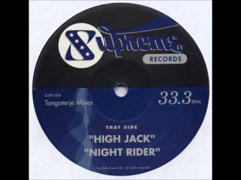 Herbie Mann - High Jack (Tangoterje Mix)