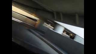 PHX Spiral Parking Structure Exit Ramp