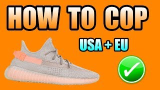 How To Get The Yeezy Boost 350 V2 True Form | True Form Yeezy 350 Release Info