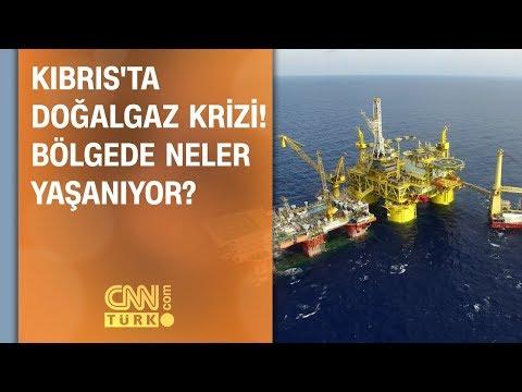 Kıbrıs'ta doğalgaz krizi! Bölgede neler yaşanıyor?