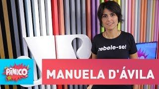 Baixar Manuela d'Ávila - Pânico - 05/03/18