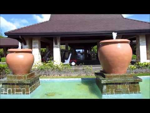 Beach and Resorts on Mactan Island ~ Crimson Resort ~ My motorcycle adventures, Philippines