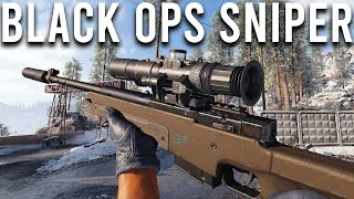 Sniping in Black Ops Cold War is Incredibly Satisfying!