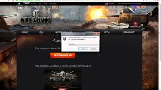 TUTO/Comment telecharger World Of Tank PC Version Complete!!!!!!!!