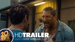STUBER - 5 STERNE UNDERCOVER | Offizieller Trailer 1 | Deutsch HD German (2019)