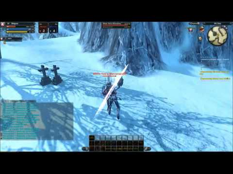 RaiderZ PvP Shigure Gameplay Mt Eda