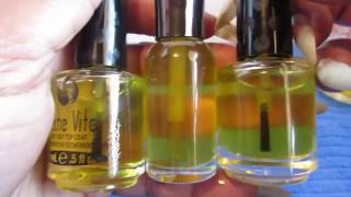 DIY Cuticle Oil for Long and Strong Nails