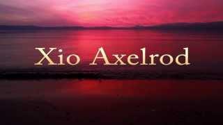 Xio Axelrod - Author