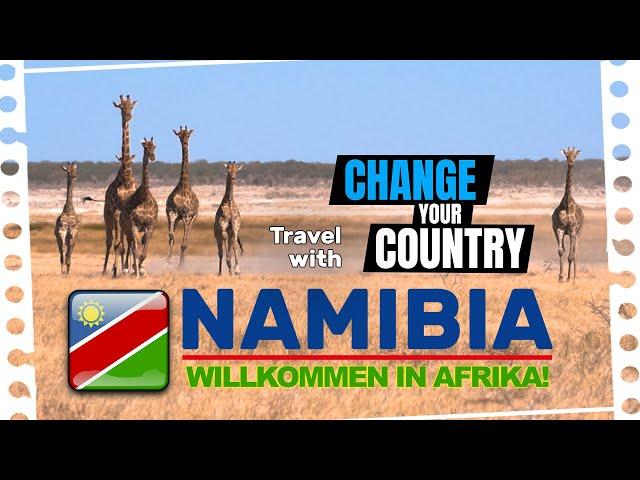 NAMIBIA 🐘 Entdecke Afrikas Schönheit [Trailer]