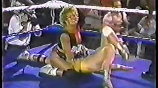 POWW Wrestling: Tiffany Krystal vs. Luna