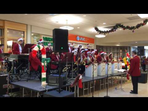 OJR Jazz Band - The Most Wonderful Time of the Year