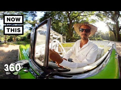 Cruisin' in Cuba: Classic Convertible Cars | Unframed by Gear 360 | NowThis