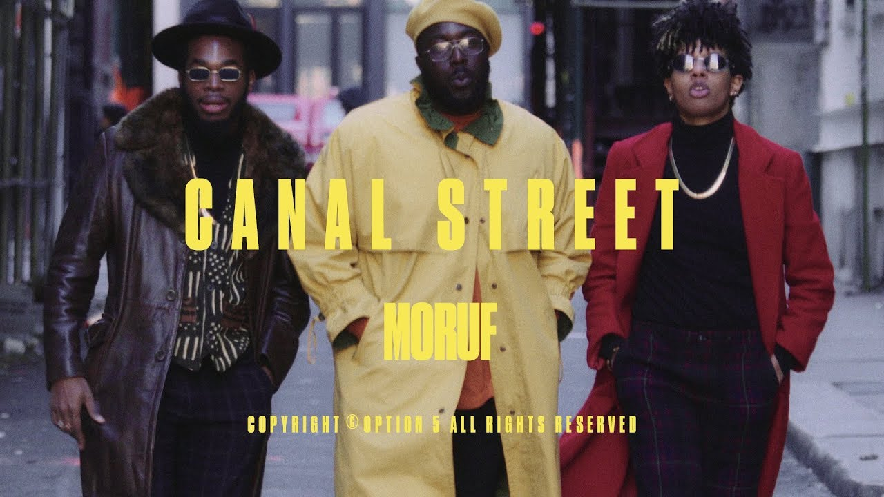Download MoRuf - Canal Street (Official Video)