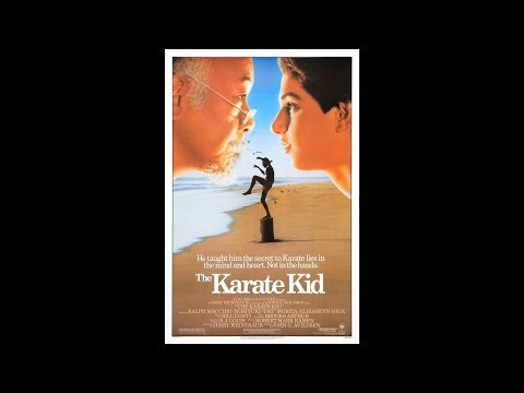 MARTIAL MEDIA REVIEW - The Karate Kid 1984