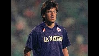DUNGA VS Milan (1990) - Immortal in Florence