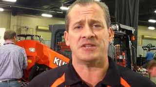 Video still for The Kubota SSV65 and SSV75 Skid Steer Loaders