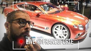 Nuova Bentley Continental GT, LA Gran Turismo | Salone di Francoforte 2017