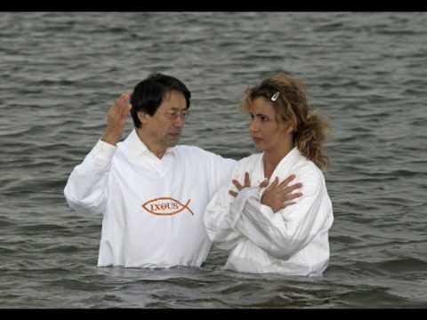 Taufe Der Internationalen Freikirche Düren Youtube