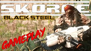 GEARS OF WAR 4 | Black Steel Skorge Gameplay Showcase | Supporter pack 8