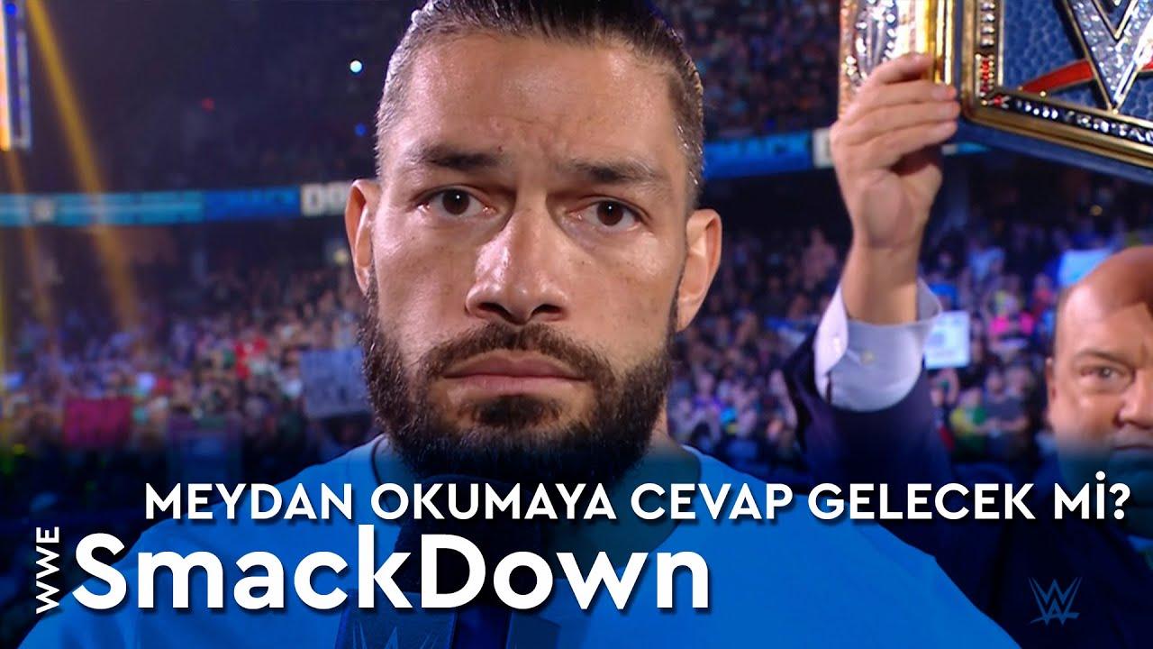 Prens Geri Döndü! | WWE Smackdown (Türkçe Anlatım)