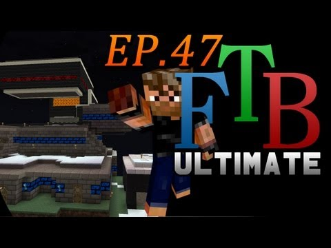 Industrial Grinder! | FTB Ultimate Skyblock | Ep.47