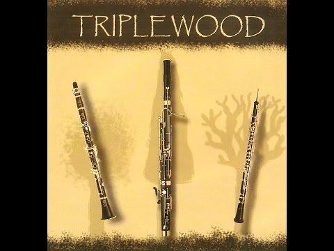 Triplewood - Mozart - Divertimento No. 4 In B Flat Major, K. 439b