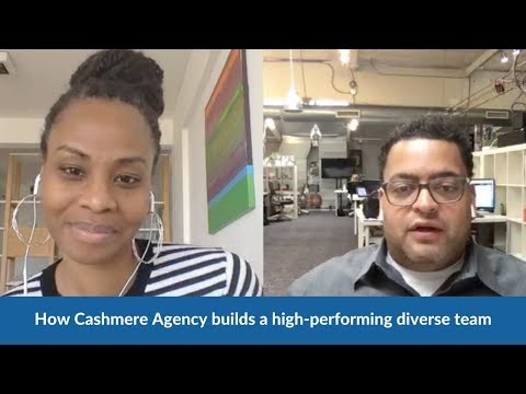 Ryan Ford on how Cashmere Agency builds a high-performing diverse team