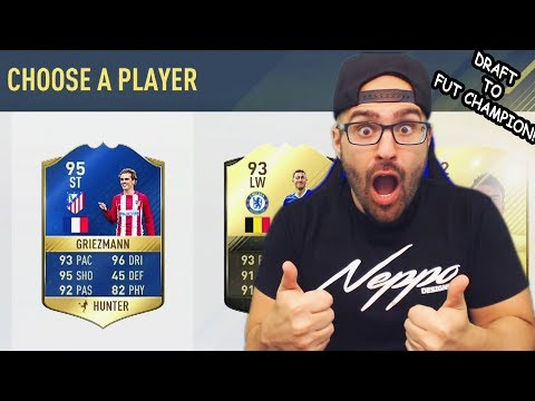*NEW SERIES* BEAST DRAFT! DRAFT TO FUT CHAMPIONS - FIFA 17 ULTIMATE TEAM