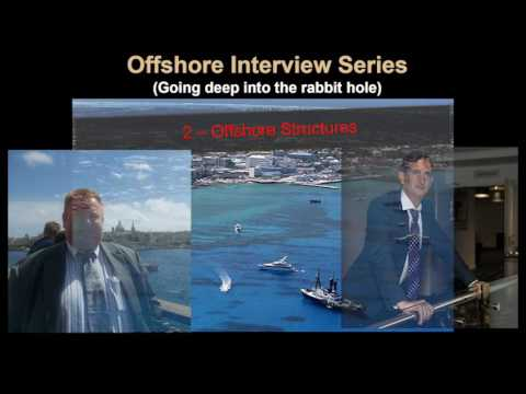 3 Offshore Interview Series - Part 2 Offshore Structures