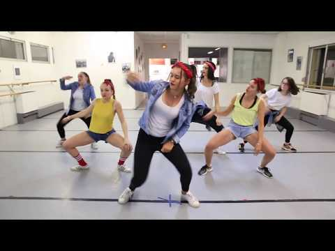 Ayo Jay - The Vibe | Choreography by Brunah |
