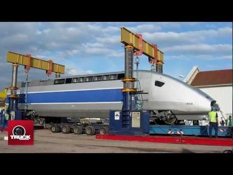 Transporteur XXL : le groupe Altéad, un service très exceptionnel.
