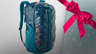 Top 10 Patagonia Backpacks Outdoor Gift Ideas / Countdown To Christmas 2018! | Christmas Gift Guide