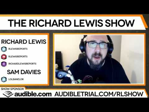 The Richard Lewis Show #53: Sam Contemplates Cannibalism
