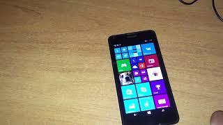 прошивка Microsoft Lumia 640, RM-1075 (откат с WP10 на WP8.1)