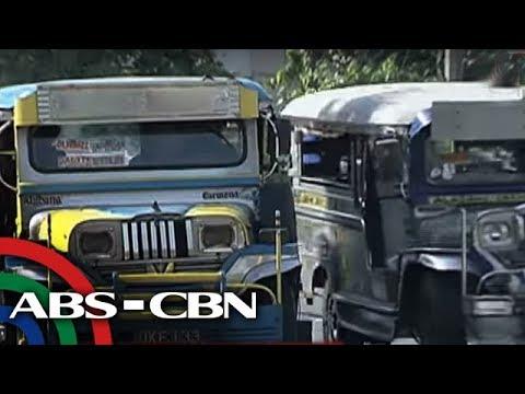 TV Patrol: 2 araw na tigil-pasada, magsisimula na bukas