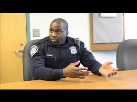 Lunenburg Police Officer Omar Connor