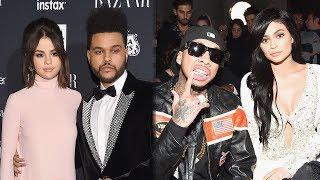 Selena & The Weeknd vs. Kylie & Tyga: Most SHOCKING Breakup of 2017