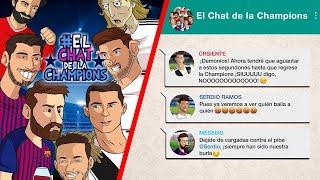 El mejor jugador del mundo - El Chat de la Champions