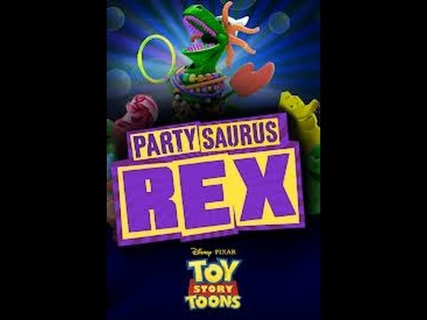 Toy Story Toons (Partysaurus rex) Review