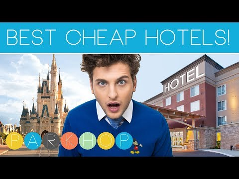 Cheap Disney Hotels? Best Cheap Hotels Near Walt Disney World