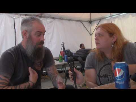 In Flames Interview at Rock On The Range