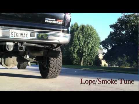 EFI Live Duramax Smoke/Lope Tune