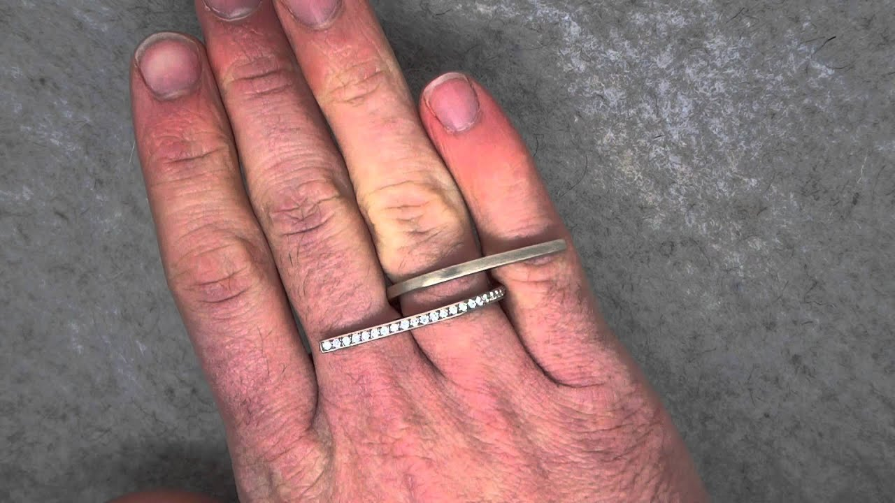 New Platinum Wedding Rings Glasgow | Wedding