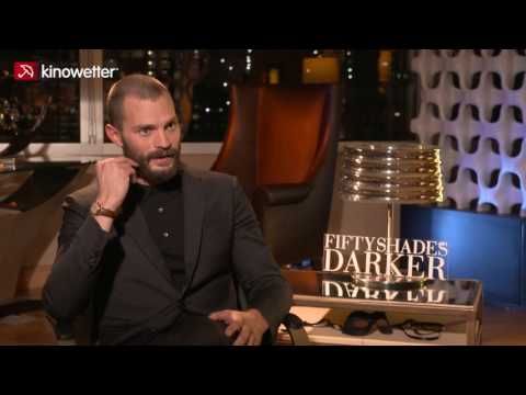 Jamie Dornan FIFTY SHADES DARKER